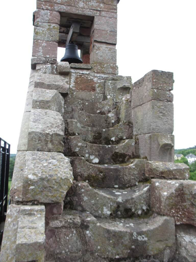 Bell Tower, Melrose Abbey