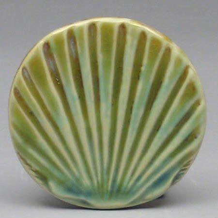 Green Shell Coaster
